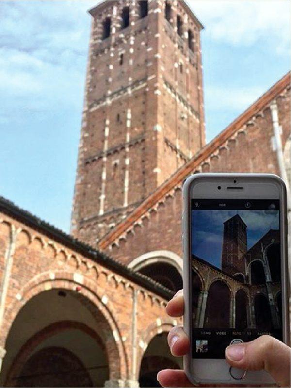 Chiesa di Sant'Ambrogio social